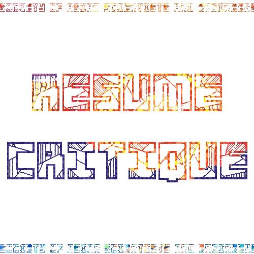 resume-critique