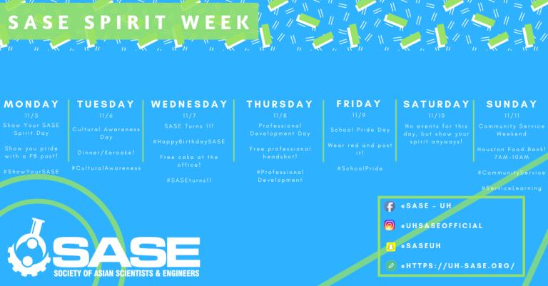 sase week