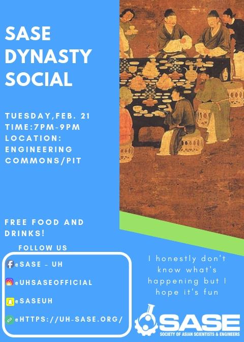 Spring Dynasty Social 1