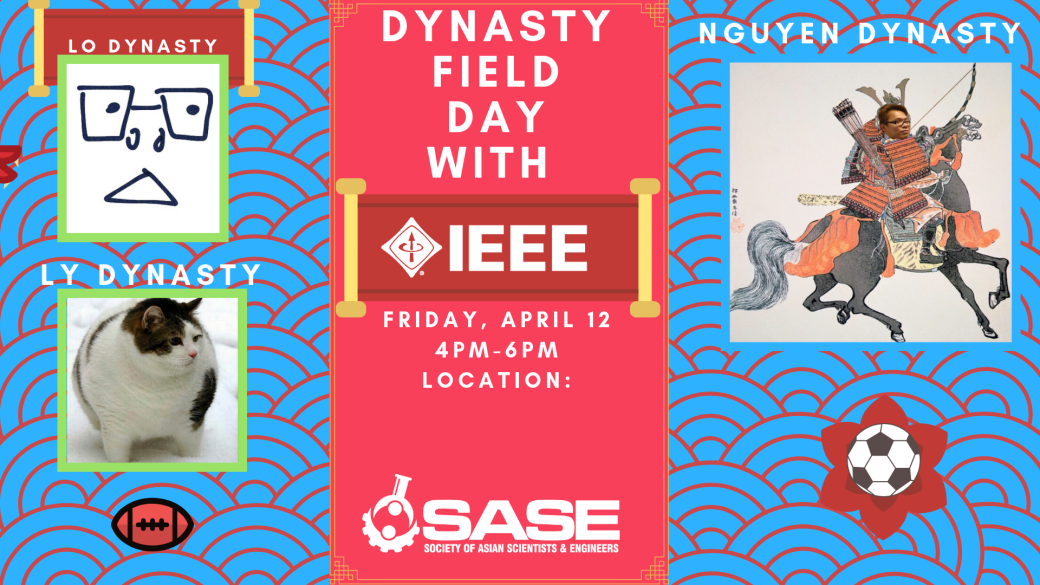 SASE DYNASTY FIELD DAY